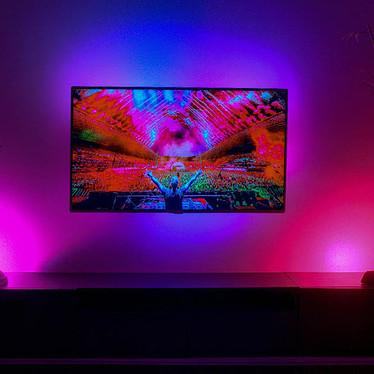 Connectique TV