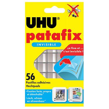 UHU Patafix 56 Pastilles Invisibles Double Face