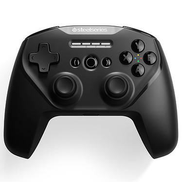 SteelSeries Stratus Duo Manette de jeu (joypad) - sans fil Bluetooth/Wi-Fi 2.4 GHz - compatible Windows, Android, Steam, VR