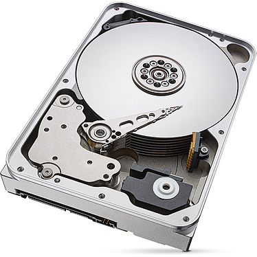 Seagate Exos X12 HDD 12 To (ST12000NM0007) pas cher