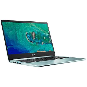 "Acer Swift 1 SF114-32-P5EC Vert d'eau Intel Pentium Silver N5000 4 Go SSD 256 Go 14"" LED Full HD Wi-Fi AC/Bluetooth Webcam Windows 10 Famille 64 bits"