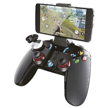 Akashi Manette Connecté Manette de jeu connectée sans fil Bluetooth compatible iOS, Android et Windows