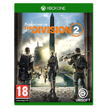 The Division 2 (Xbox One) Jeu Xbox One Action-Aventure 18 ans et plus