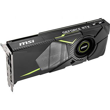 Avis MSI GeForce RTX 2070 AERO 8G