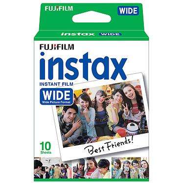 Fujifilm instax Wide Films instax format XXL pour appareils photos instax WIDE 210 et instax WIDE 300 - 10 vues