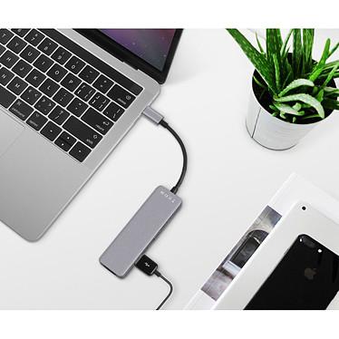 Opiniones sobre Akashi Hub USB Tipo C 4 en 1