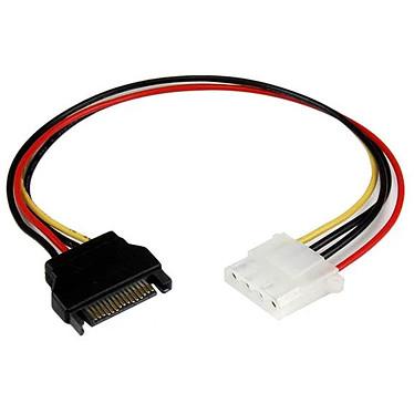 StarTech.com LP4SATAFM12 Adaptateur d'alimentation SATA vers Molex - 30 cm