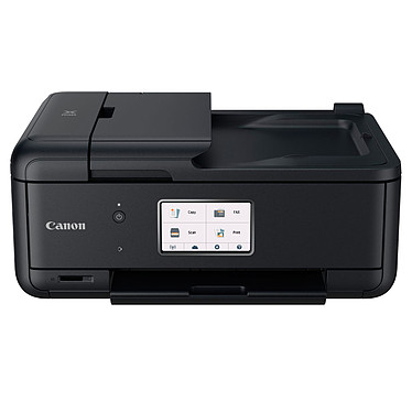 Canon PIXMA TR8550 Imprimante Multifonction jet d'encre couleur 4-en-1 (USB / Fast Ethernet / Cloud / Wi-Fi / Bluetooth/ Carte SD)