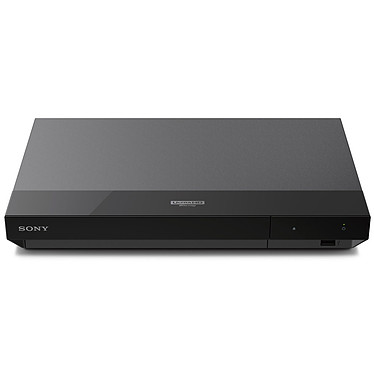 Sony UBP-X700 Lecteur DVD/Blu-ray 3D 4K UHD - HDR10/DolbyVision - Dolby Atmos/DTS:X - Hi-Res Audio - Upscaler Ultra HD - HDMI - Wi-Fi/Ethernet/Miracast
