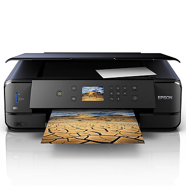 Epson Expression Photo XP-900 Imprimante Multifonction jet d'encre 3-en-1 (USB / Wi-Fi)