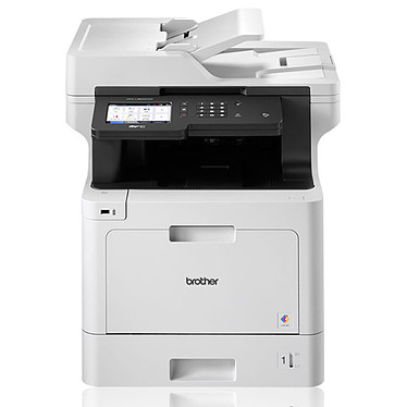 Brother MFC-L8900CDW Imprimante multifonction laser couleur 4-en-1 recto-verso (USB 2.0/Ethernet/Wi-Fi/NFC)