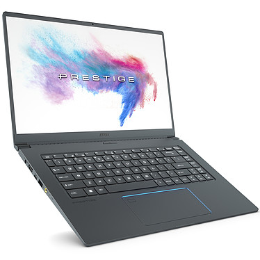"MSI PS63 Modern 8MO-201XFR Intel Core i7-8565U 8 Go SSD 512 Go 15.6"" LED Full HD Wi-Fi AC/Bluetooth Webcam FreeDOS"
