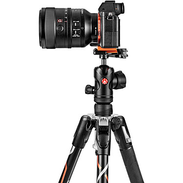 Sony Alpha 7R II + Manfrotto Befree Advanced MKBFRLA-BH pas cher