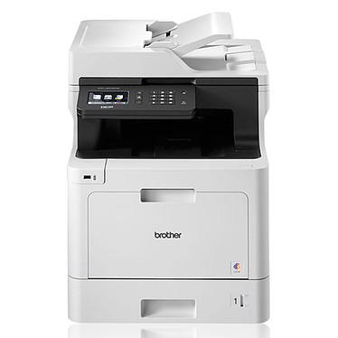 Brother DCP-L8410CDW Imprimante multifonction laser couleur 3-en-1 recto-verso (USB 2.0/Ethernet/Wi-Fi)