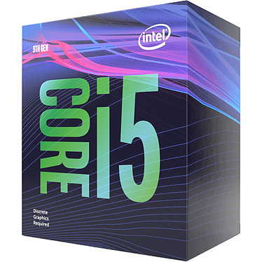 Avis Intel Core i5-9500F (3.0 GHz / 4.4 GHz)