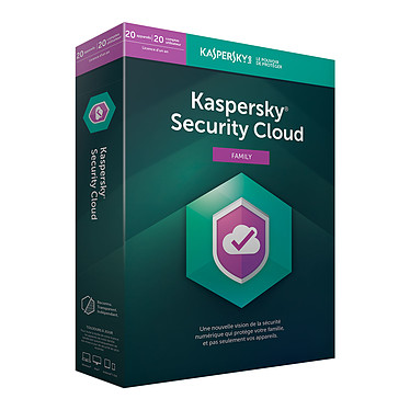 Kaspersky Security Cloud Famoly
