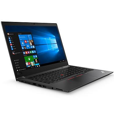"Lenovo ThinkPad T480s (20L7001PFR) Intel Core i7-8550U 8 Go SSD 256 Go 14"" LED Full HD Wi-Fi AC/Bluetooth Webcam Windows 10 Professionnel 64 bits"