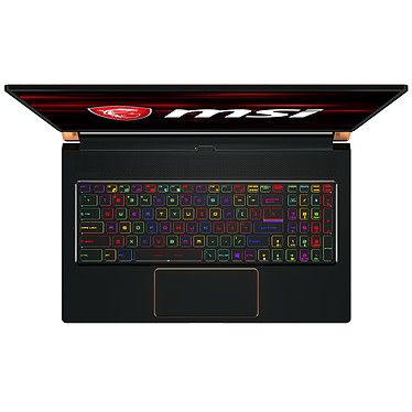 Avis MSI GS75 Stealth 8SF-099FR