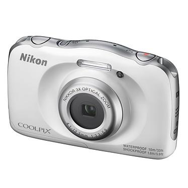 Avis Nikon Coolpix W100 Blanc + Sac à dos