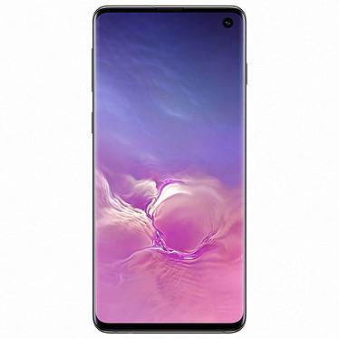 "Samsung Galaxy S10 SM-G973F Noir Prisme (8 Go / 512 Go) Smartphone 4G-LTE Advanced Dual SIM IP68 - Exynos 9820 8-Core 2.8 GHz - RAM 8 Go - Ecran tactile Super AMOLED 6.1"" 1440 x 3040 - 512 Go - NFC/Bluetooth 5.0 - 3400 mAh - Android 9.0"