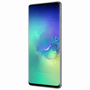 Avis Samsung Galaxy S10 SM-G973F Vert Prisme (8 Go / 128 Go)