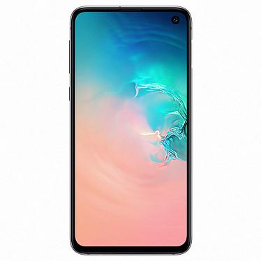 "Samsung Galaxy S10e SM-G970F Blanc Prisme (6 Go / 128 Go) Smartphone 4G-LTE Advanced Dual SIM IP68 - Exynos 9820 8-Core 2.8 GHz - RAM 6 Go - Ecran tactile Super AMOLED 5.8"" 1080 x 2280 - 128 Go - NFC/Bluetooth 5.0 - 3100 mAh - Android 9.0"
