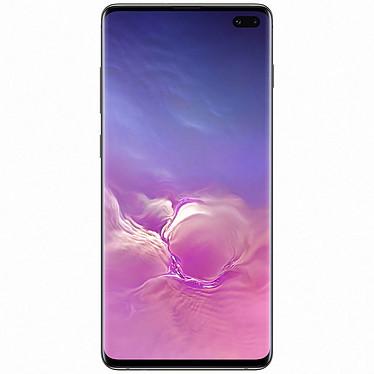 "Samsung Galaxy S10+ SM-G975F Prisma Negro (8GB / 128GB) Smartphone 4G-LTE Advanced Dual SIM avanzado IP68 - Exynos 9820 8-Core 2.8 GHz - RAM 8GB - Super AMOLED 6.4"" pantalla táctil 1440 x 3040 - 128GB - NFC/Bluetooth 5.0 - 4100 mAh - Android 9.0"