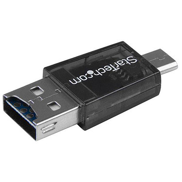 Avis StarTech.com  Lecteur/Adaptateur microSD USB vers micro USB / USB