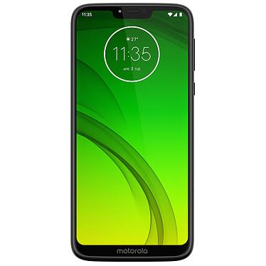 "Motorola Moto G7 Power Noir Smartphone 4G-LTE Dual SIM - Snapdragon 632 8-Core 1.8 Ghz - RAM 4 Go - Ecran tactile 6.2"" 720 x 1570 - 64 Go - Bluetooth 4.2 - 5000 mAh - Android 9.0"