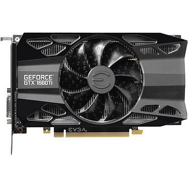 Avis EVGA GeForce GTX 1660 Ti XC GAMING