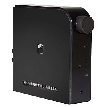 NAD D 3020 V2 Amplificateur DAC numérique stéréo 2 x 30 W avec Bluetooth aptX, entrée phono et ampli casque
