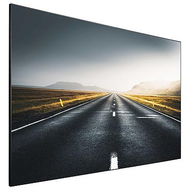 Lumene Movie Palace UHD 4K Extrabright 200C Ecran fixe sur cadre pour vidéoprojecteur à focale courte - Format 16:9 - 203 x 115 cm - Toile ALR