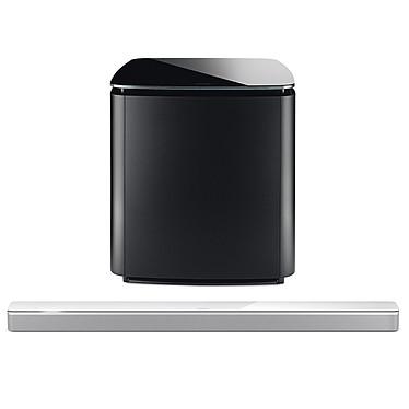 Bose Soundbar 700 Arctique + Bass Module 700 Noir