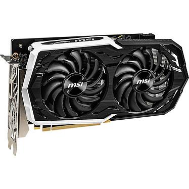 Avis MSI GeForce GTX 1660 Ti ARMOR 6G OC