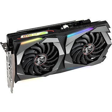 Avis MSI GeForce GTX 1660 Ti GAMING X 6G