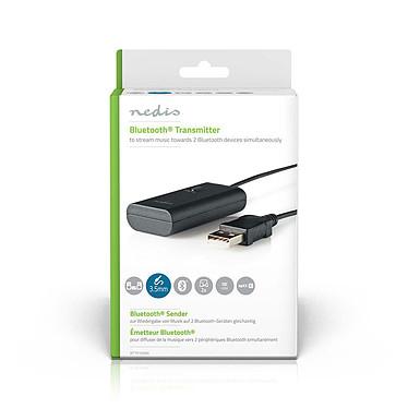 Nedis Émetteur Audio sans Fil Bluetooth (Jack 3.5 mm) pas cher