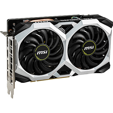 Opiniones sobre MSI GeForce GTX 1660 Ti VENTUS XS 6G OC
