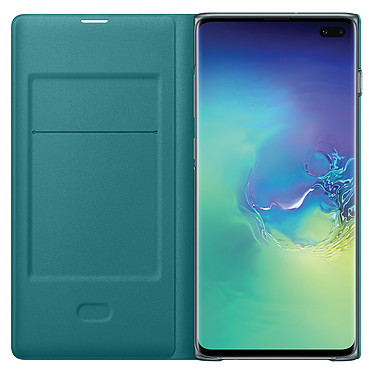 Comprar Samsung LED View Cover Verde Galaxy S10+