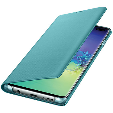 Opiniones sobre Samsung LED View Cover Verde Galaxy S10+