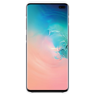Acheter Samsung LED Cover Blanc Galaxy S10+