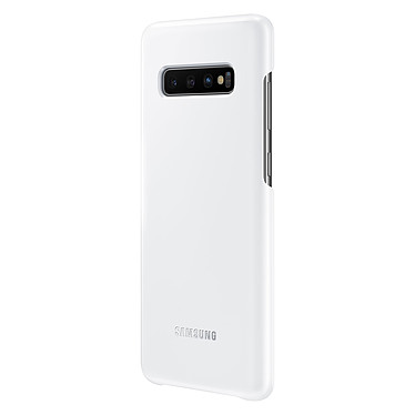 Avis Samsung LED Cover Blanc Galaxy S10+