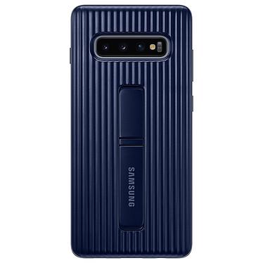 Samsung Coque Renforcée Noir Galaxy S10+