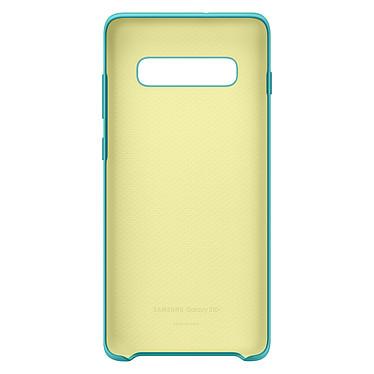 Opiniones sobre Samsung Funda silicona verde Galaxy S10+