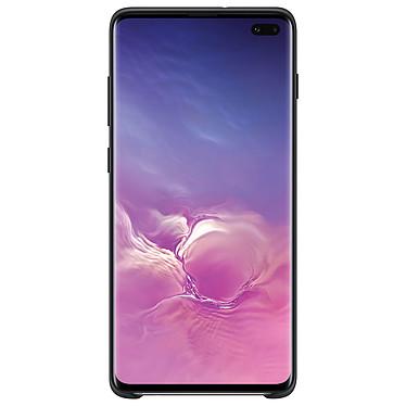 Comprar Samsung Funda silicona negro Galaxy S10+