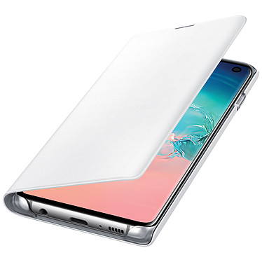 Opiniones sobre Samsung LED View Cover Blanco Galaxy S10