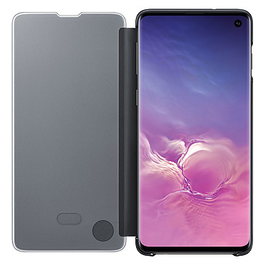 Comprar Samsung Clear View Cover Negro Galaxy S10