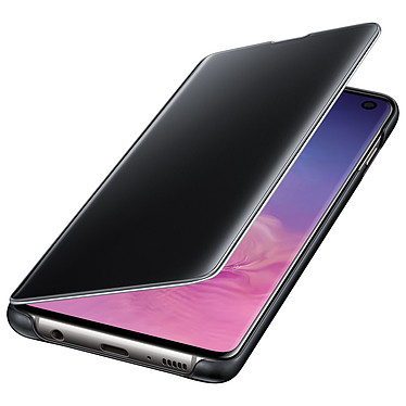 Opiniones sobre Samsung Clear View Cover Negro Galaxy S10