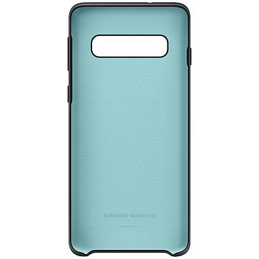 Acheter Samsung Coque Silicone Noir Galaxy S10