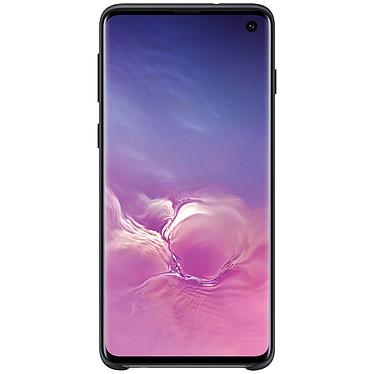 Avis Samsung Coque Silicone Noir Galaxy S10