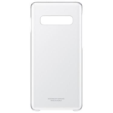 Samsung Clear Cover Transparente Samsung Galaxy S10 Coque transparente pour Samsung Galaxy S10